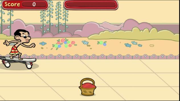 Mr Bean Skidding screenshot 3