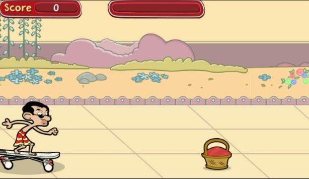 Mr Bean Skidding screenshot 4
