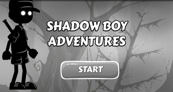 Shadow Boy Adventure 2 poster