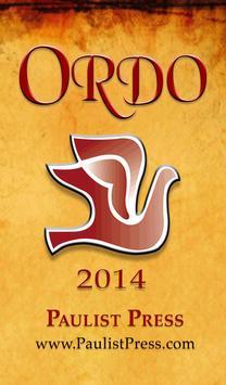 Ordo 2014 poster