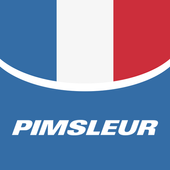 French - Dr. Paul Pimsleur audio course manager icon