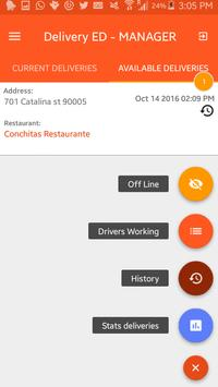 Delivery Every Day apk screenshot