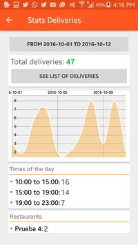 Shorty Delivery screenshot 3