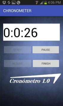 Chronometer screenshot 2