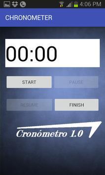 Chronometer screenshot 3