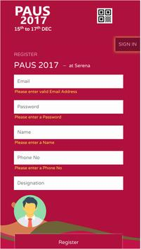 PAUS apk screenshot