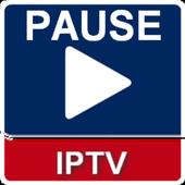 Pause IPTV icon