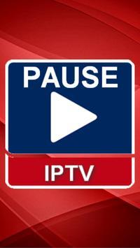 Pause IPTV apk screenshot