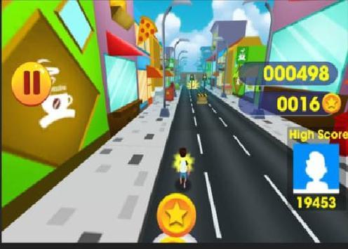 Subway run screenshot 1