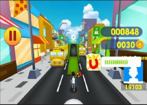 Subway run screenshot 2