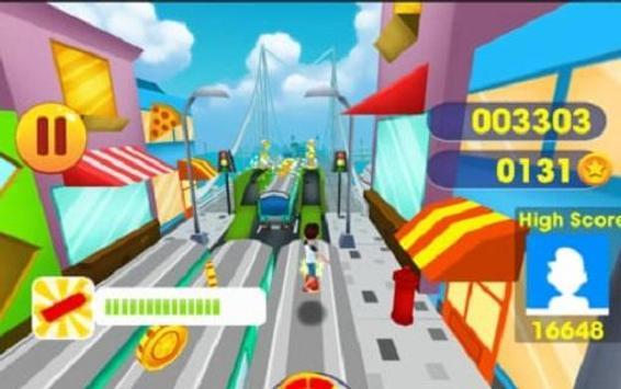 Subway run screenshot 3
