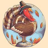 Thanksgiving Photo Editor: Frames PRO icon