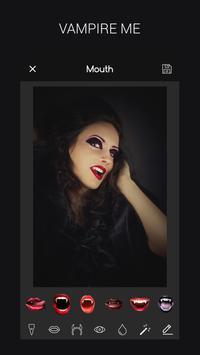 Vampire Photo Editing Studio poster