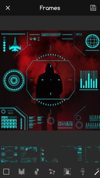 AR Camera Virtual Hologram Photo Editor App poster