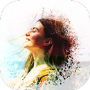 Overlay Photo Shattering Effect App APK
