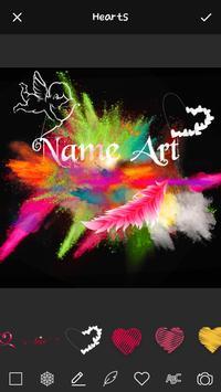 Smoke Effect Art Name: Focus Filter Maker screenshot 3
