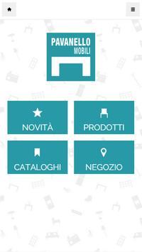 Pavanello Mobili poster