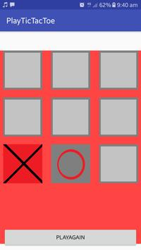 PlayTicTacToe screenshot 1