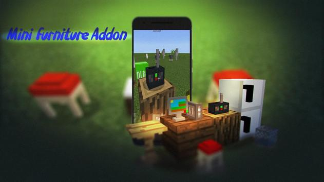 Mini Muebles para Minecraft MCPE Mod for Android - APK Download