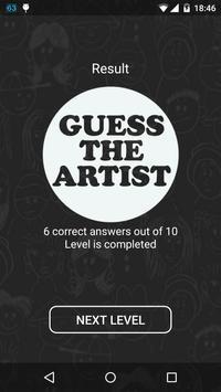 Guess The Artist screenshot 6