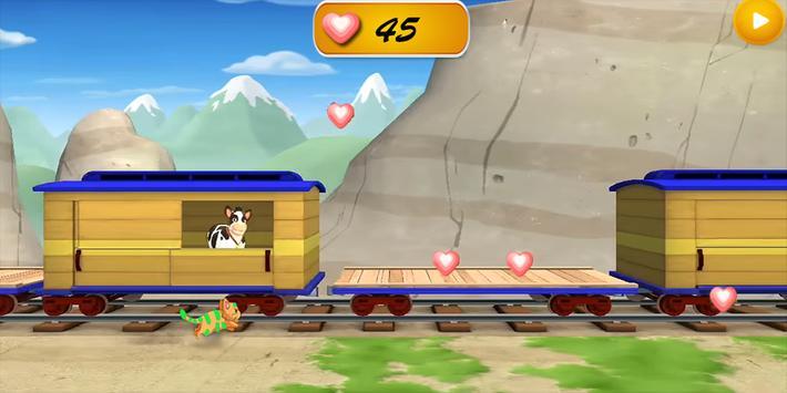 Paw Cat Patrol Run screenshot 1