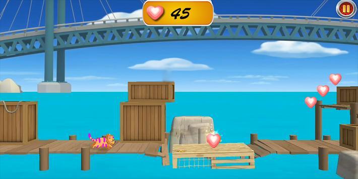 Paw Cat Patrol Run screenshot 3