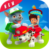 Clue For Paw Patrol Games icon