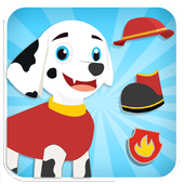 PAW Puppy DressUp icon