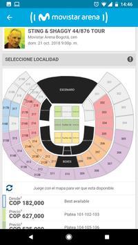 Movistar Arena screenshot 5