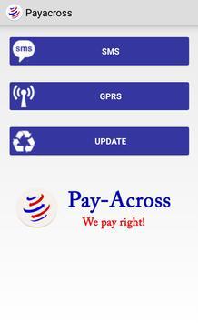 Payacross apk screenshot