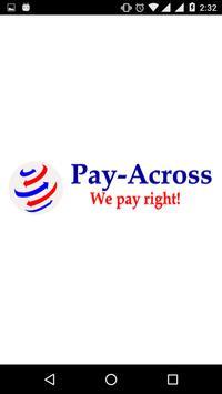 Payacross poster