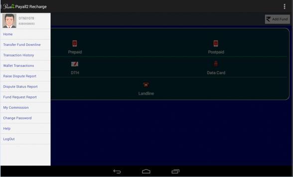 Payall2Recharge B2B Android screenshot 5
