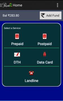 Payall2Recharge B2B Android screenshot 1