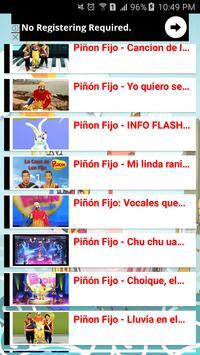 Piñon Fijo Videos apk screenshot