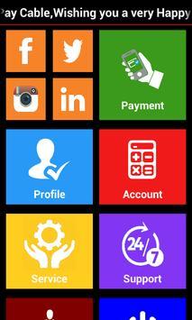 Paycable Subscriber App apk screenshot