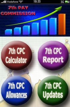 7th Pay Commission apk screenshot
