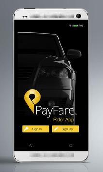 PayFare Rider poster