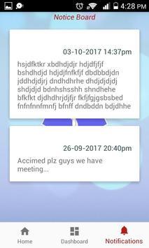 Accimed screenshot 2