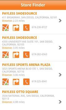 Payless ShoeSource apk screenshot
