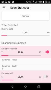 Paylogic Scanning screenshot 6