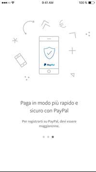 3 Schermata PayPal Carica
