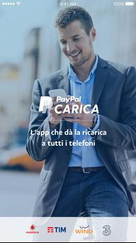 Poster PayPal Carica