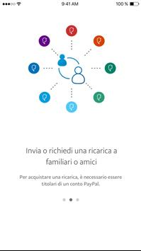 2 Schermata PayPal Carica