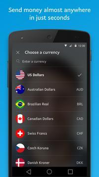 PayPal apk screenshot