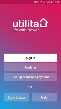Utilita Top-up apk screenshot