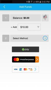 PayRange apk screenshot