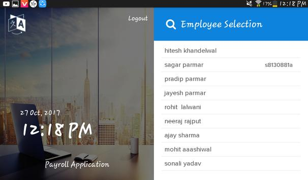 Payroll Outlet apk screenshot
