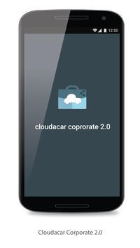 Cloudacar corporate 2.0 poster
