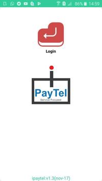 iPaytel Easy Recharge poster
