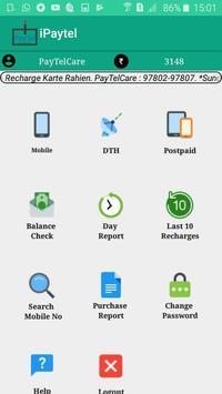 iPaytel screenshot 2